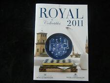 Royal Copenhagen Katalog 2011 (meine Pos-Nr. 1)