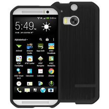 Body Glove HTC One M8 (2014) Satin Case Cover Black, 9406201