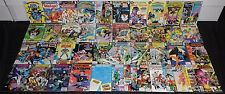 Vintage DC Copper Age SECRET ORIGINS 43pc High Grade Comic Lot Batman Flash