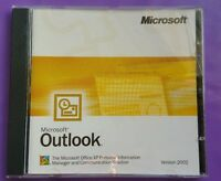 MICROSOFT OUTLOOK 2002 FULL RETAIL VERSION GENUINE WITH PRODUCT KEY