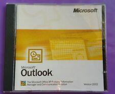 Microsoft outlook 2002 détail complet version authentique avec clé de produit