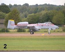 1 X FAIRCHILD A-10 THUNDERBOLT PHOTOGRAPH