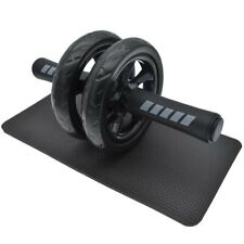 New listing Fitness Abdominal Wheel Roller AB Exercise Workout Gym Equipment Core Training
