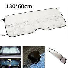 Sonnenschutz KFZ Auto Frontscheibe Sonnenblende Hitzeschutz Universal 130x60cm