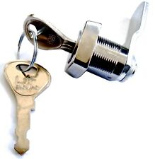 Lowe and Fletcher 16mm Square Cranked Camlock Cabinet, Locker, Doors etc, 2 keys