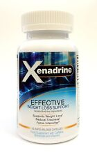 3Cytogenix Sciences XENADRINE EFFECTIVE 60 capsules Fat Burner Weight Loss