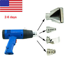 Usa Heat Gun Hot Air Gun Dual Temperature+4 Nozzles Power Tool 1500W 110V/220V