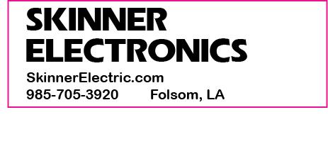 Skinner Electronics