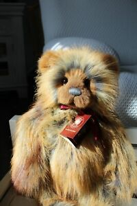 Charlie Bears Gingerbread TED