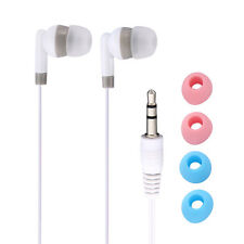 3.5mm Stereo In Ear Earphone Earbud Headphone for iPod iPhone Samsumg MP4 MP3