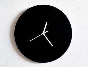 Simply Circle - Modern Wall Clock - Color Options