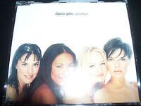 The Spice Girls Goodbye EU CD Single - Like New
