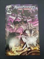 Transformers: Armada # 06 Dreamwave Comics 2002