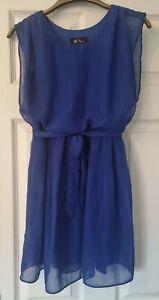 Girls Beautiful Blue Party Dress, BCX Age 12 Years