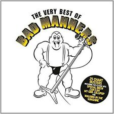 Very Best Of - Bad Manners (2015, CD NEUF)