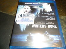 Winter's Bone (Blu-ray Disc, 2010) BRAND NEW FACTORY SEALED