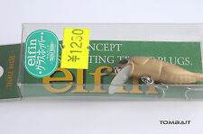 Tackle House elfin mini grass Hopper caqui japón colgantes jerkbait trucha Trout