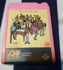 Doug Sahm And Band 8track Tape Cartridge