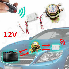 Remote Car Battery Cut Electromagnetic Power Control Main Switch Kill Anti-Theft