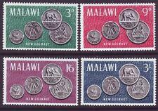 Malawi 1965 SC 22-25 MH Set Coin