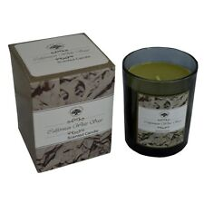 Green Tree Californian White Sage Scented Candle Gift boxed