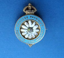 WW1 Princess Patricia's Canadian Light Infantry Sweetheart Brooch Badge Pin