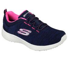Calzado de mujer Skechers color principal azul sintético
