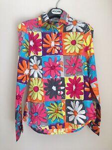 Moschino ladies Shirt Size 12