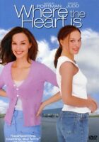 Where the Heart Is [New DVD] Widescreen, Sensormatic