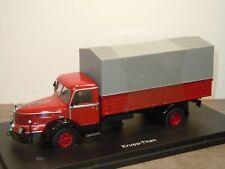 Krupp Titan Truck - Schuco 1:43 in Box *37279