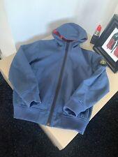 Kids Original STONE ISLAND hooded Jacket,age10yrs
