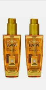 2 x L'Oreal Elvive Extraordinary Oil All Hair 100ml by Loreal