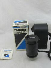 Tamron 22A 35-135mm F3.5-4.2CF Tele-Macro Zoom Lens Adaptall 2 Mount System