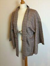 Vintage Authentic Kimono Haori Jacket Royal Elegance   #76