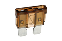 NARVA 52807BL 7.5A Standard Brown Fuse Blister Pack of 5