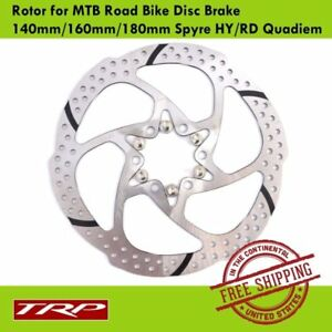 TRP Rotor for MTB Road Bike Disc Brake 140mm/160mm/180mm  Spyre HY/RD Quadiem