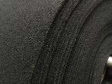 1 Metre Veltrim smooth lining carpet BLACK VW T5 Campervan