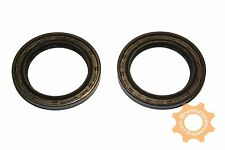 Ford 5sp IB5 / BC gearbox diff driveshaft genuine oil seal pair