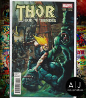 Thor God of Thunder #25 NM 9.4 (Marvel) Variant Simon Bisley