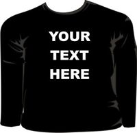 Your Text Here - Design your own Sweatshirt