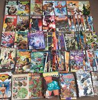 10 Random DC Comics No Doubles Bundle Comic Book Joblot