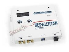 AudioControl The Epicenter White Car Audio Bass restoration Digital Equalizer