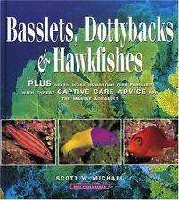 Basslets, dottybacks und hawkfishes: plus sieben weitere Aqarium Fische Familien