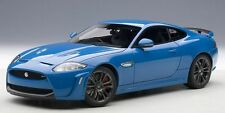 AUTOArt 2011 Jaguar XKR-S French Racing Blue 1:18 Scale Diecast 73641 CHEAPEST