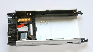 Nokia original N8 Akkufachdeckel Backcover Rückschale. Silber m Xenon Blitz Neu