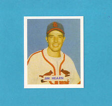 1949 Bowman Jim Hearn 190 Baseball Card