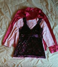 Womens Tops Lot Of 3 Size S Pre-owned Fast Shipping Guaranteed