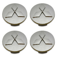 SET OF 4- FREE SHIPPING Mitsubishi Lancer MR554097 Wheel Center Caps Hubcaps