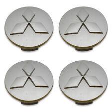 SET OF 4- FREE SHIPPING Mitsubishi Lancer MR554097 Wheel Center Caps Hubcaps