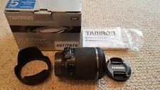 Tamron 18-200mm f3.5-6.3 Di II VC for Nikon